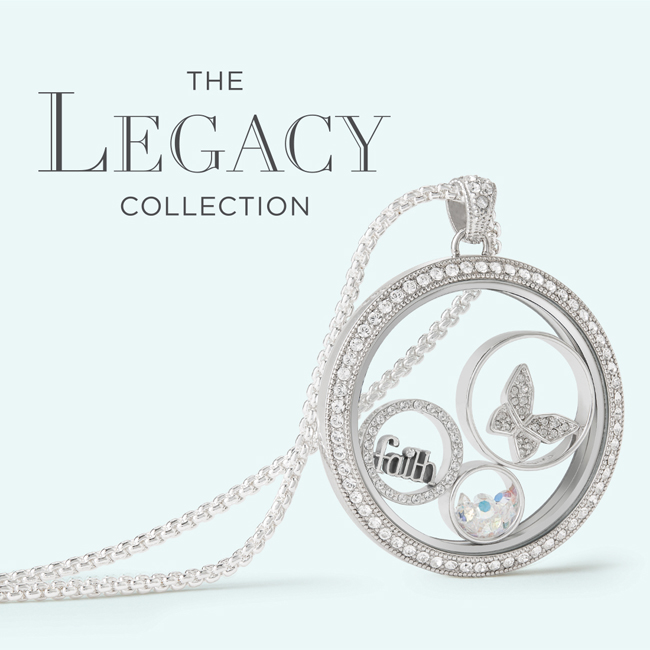 Origami Owl Living Locket Fall 2016